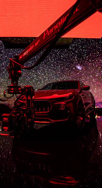 Maserati - Augmented reality the new reality